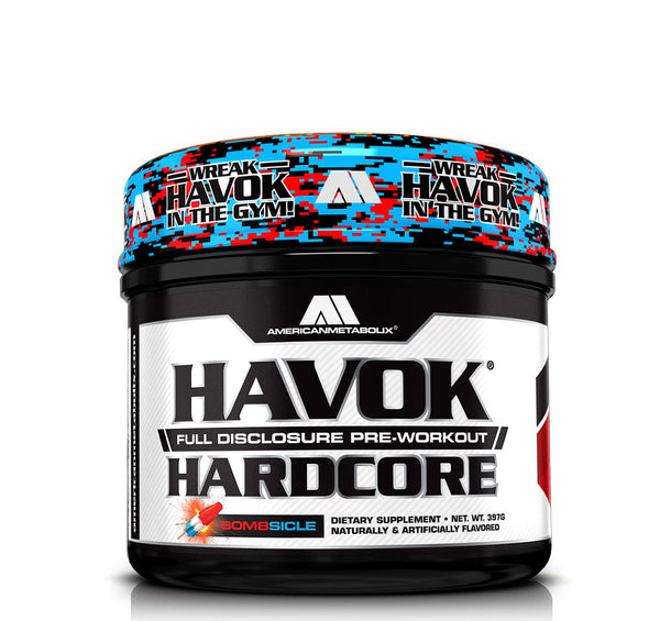 Havok Hardcore BombSicle