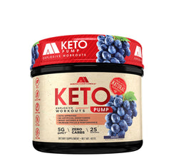 Keto Pump- Grape