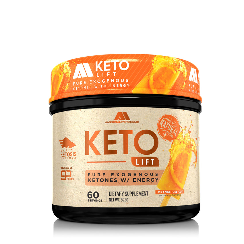 KETO LIFT Orange Icesicle