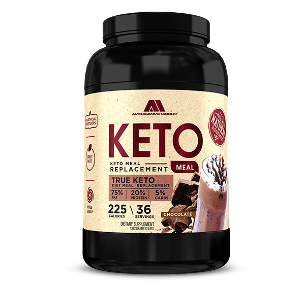 Keto Meal Chocolate Shake