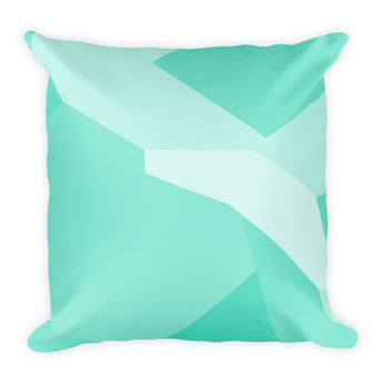 Turquoise Dream Accent Pillow