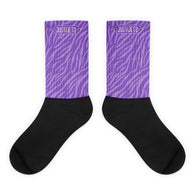 Wild Purple socks