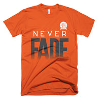 Never Fade Short sleeve  t-shirt (Unisex)