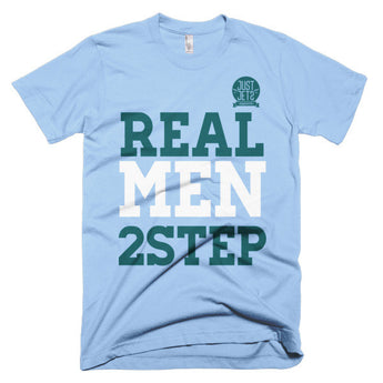 Real Men 2 Step Short sleeve men's t-shirt - justjetz.com - 4