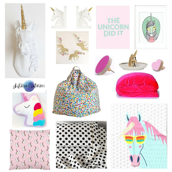 Crazy about unicorns