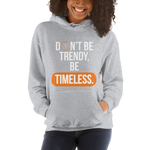 TIMELESS 2nd Edition - Unisex Hoodie (Orange)