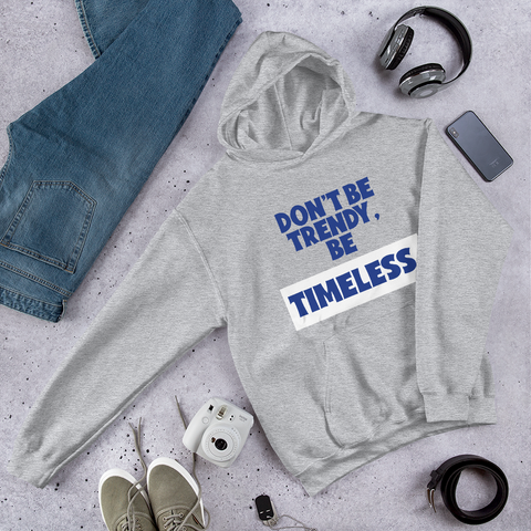 TIMELESS 1st Edition - Unisex Hoodie (Blue)