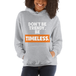 TIMELESS 1st Edition - Unisex Hoodie (Orange)