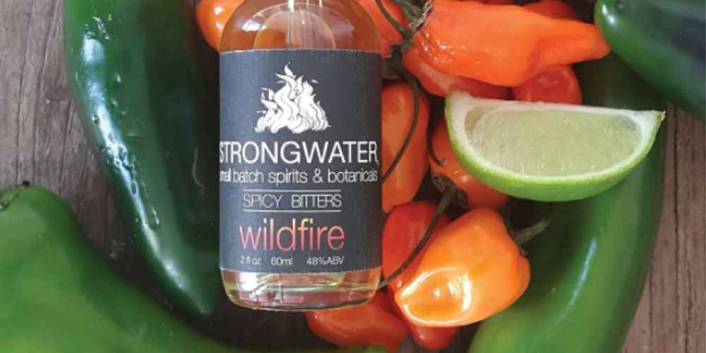 Wildfire Spicy Bitters Officially Released!