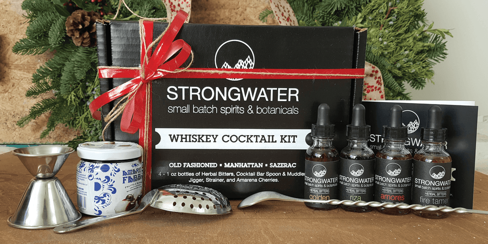 Whiskey Cocktail Kit Release!