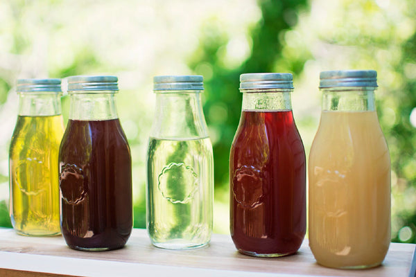Infused Simple Syrups