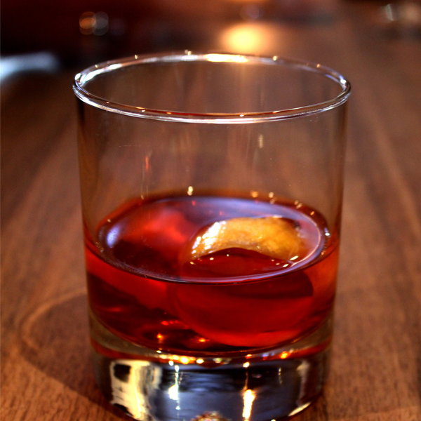 Sazerac Variation