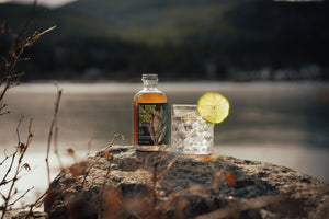 Alpine Tonic Cocktail Syrup - Strongwater - Cocktail Bitters