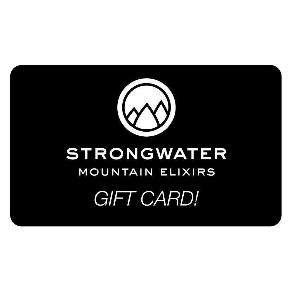 The Strongwater Gift Card