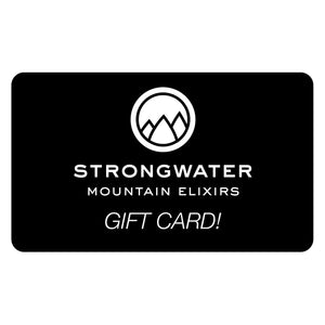 The Strongwater Gift Card - Strongwater - Cocktail Bitters