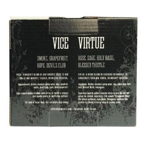 Vice & Virtue Bitters Gift Set - Strongwater - Cocktail Bitters