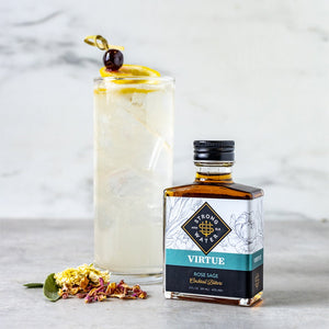 VIRTUE - Rose Alpine Sage Bitters - Strongwater - Cocktail Bitters