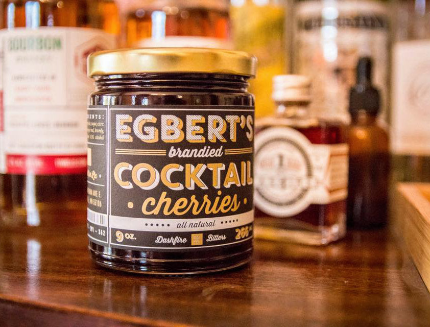 Egbert's Cocktail Cherries