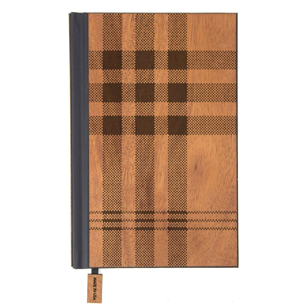 Classic Wood Journal