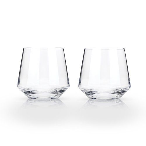 Raye Crystal Cocktail Tumblers