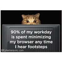 90% of My Workday-Magnet