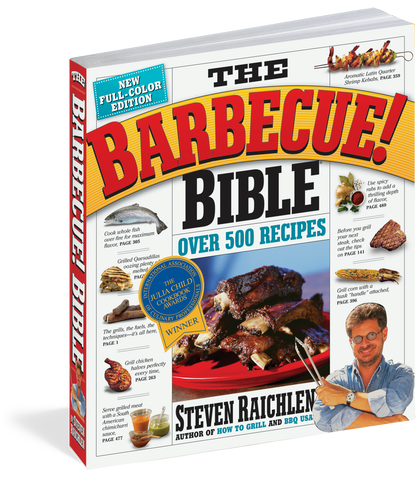 Barbecue! Bible - 10th Anniversary Edition