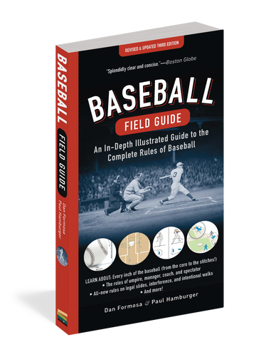 Baseball Field Guide