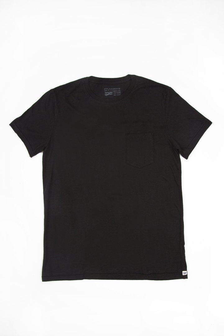 Soft Travel Pocket Tee