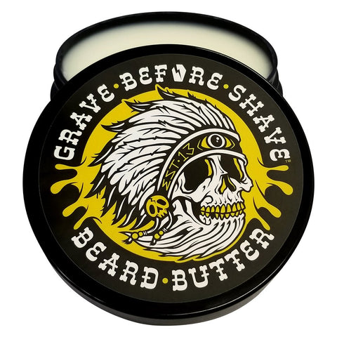 Grave Before Shave Beard Butter - 4oz