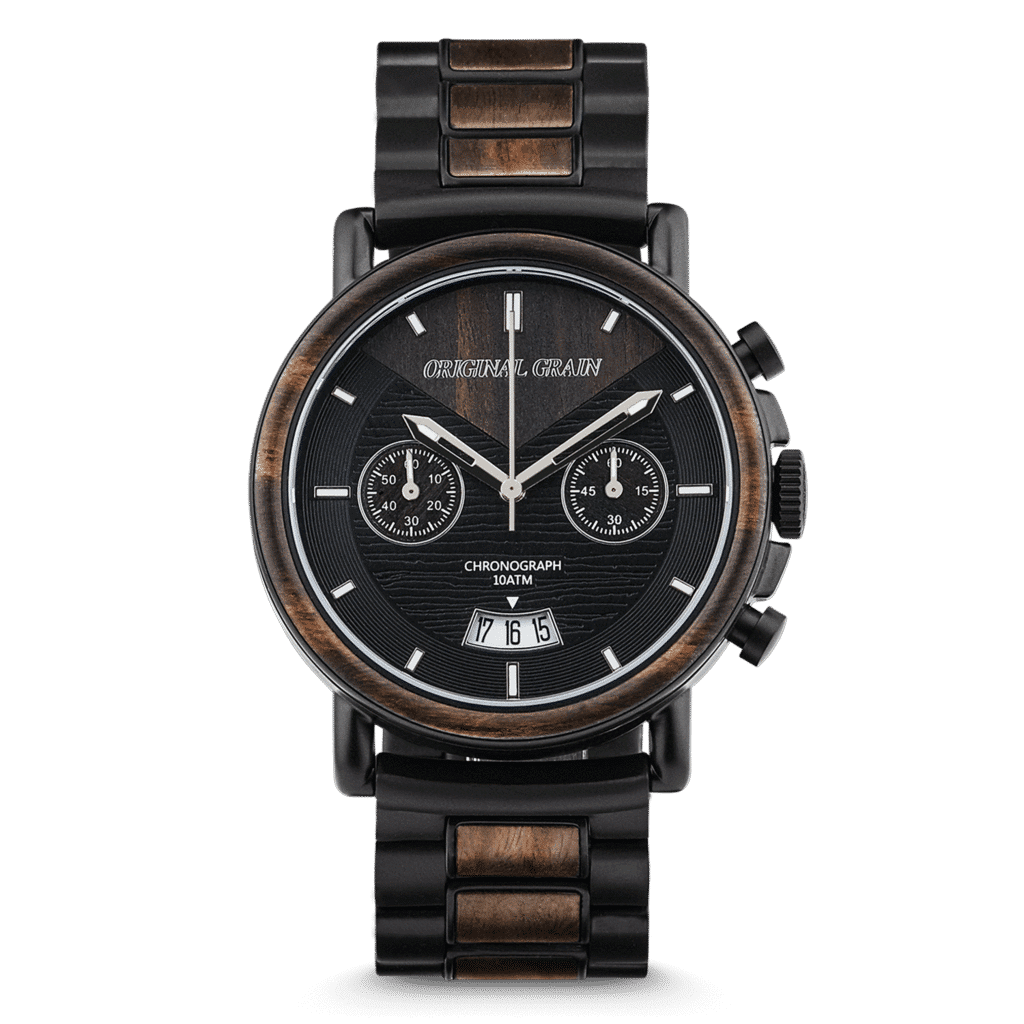 Aviator Alterra Chrono 44mm Watch