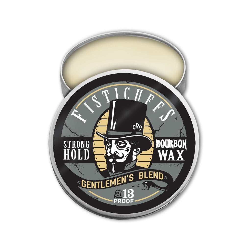Strong Hold Mustache Wax - Gentlemen's Blend