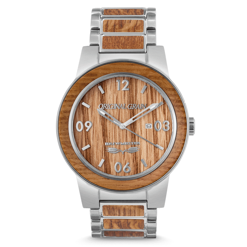 Brewmaster Barrel 47mm Watch