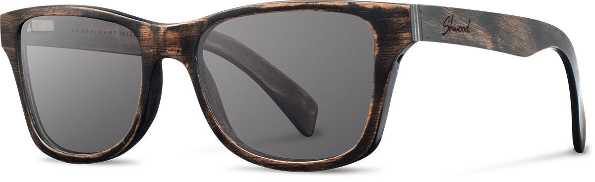 Shwood Eyewear Canby - Distressed