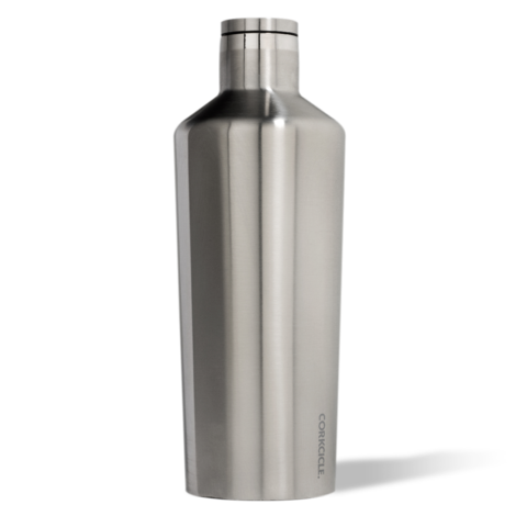 Canteen - 60oz Brushed Steel