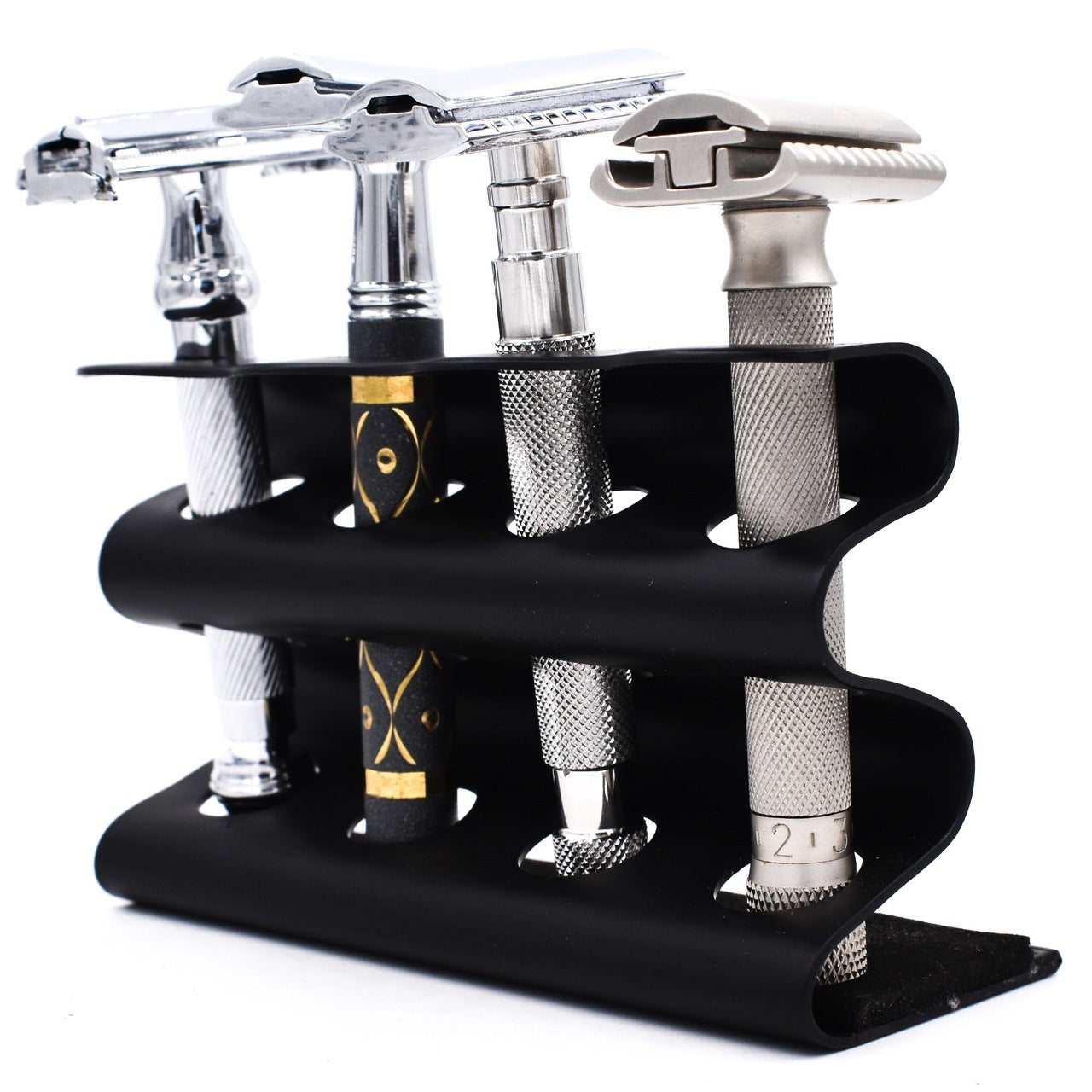 Deluxe Safety Razor Caddy
