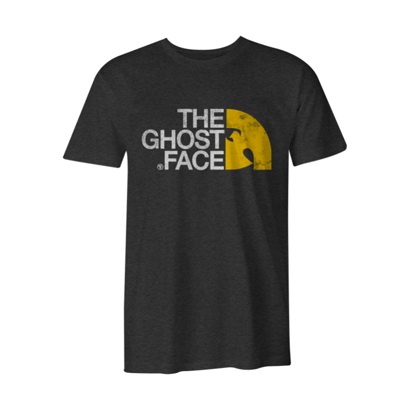 THE GHOST FACE | PREMIUM TRI-BLEND TEE