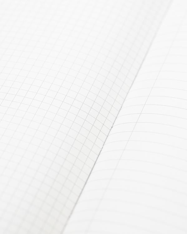 Architecture Hardcover Notebook - Lined/Grid