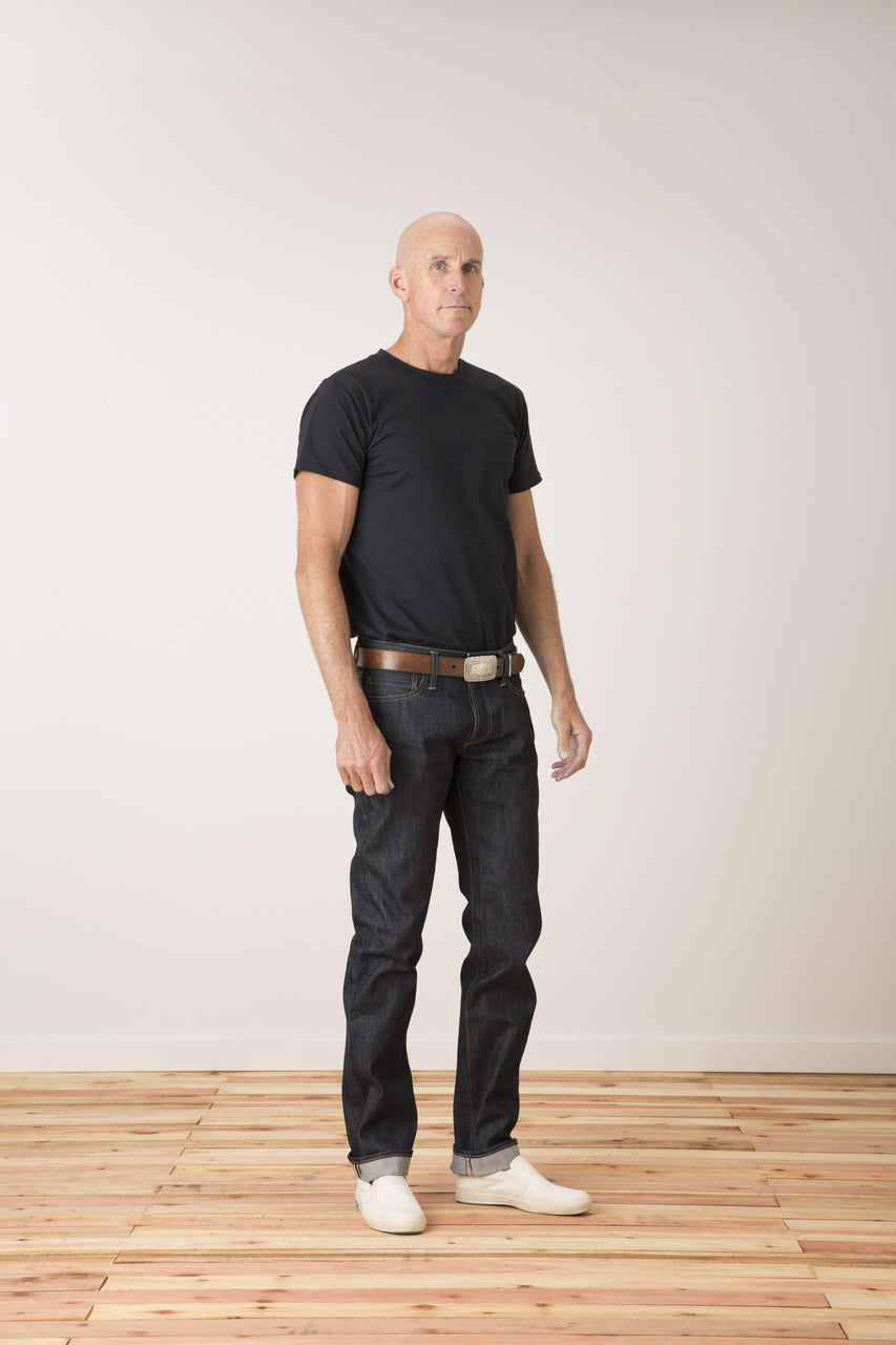 Ladbroke Grove Slim Tapered 16.5oz Selvedge Jeans