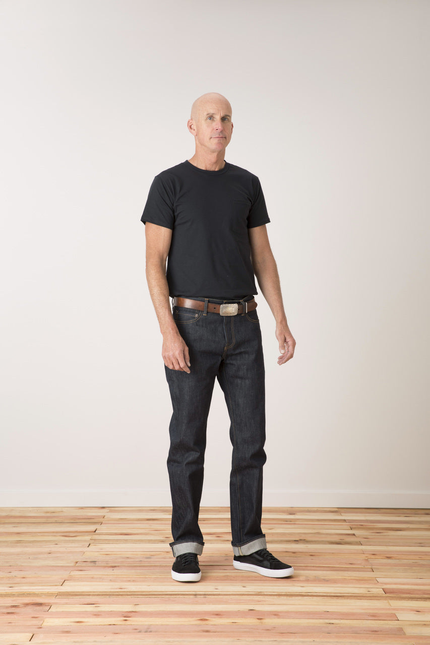 Sheffield Straight Tapered 14.75oz Selvedge Jeans