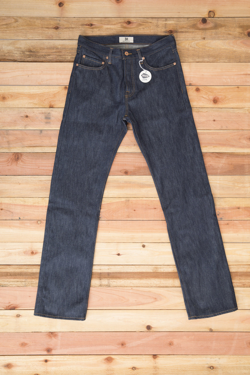Tellason Stock Straight Leg 14oz Jeans