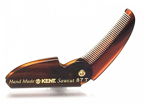 Folding Beard & Moustache Comb