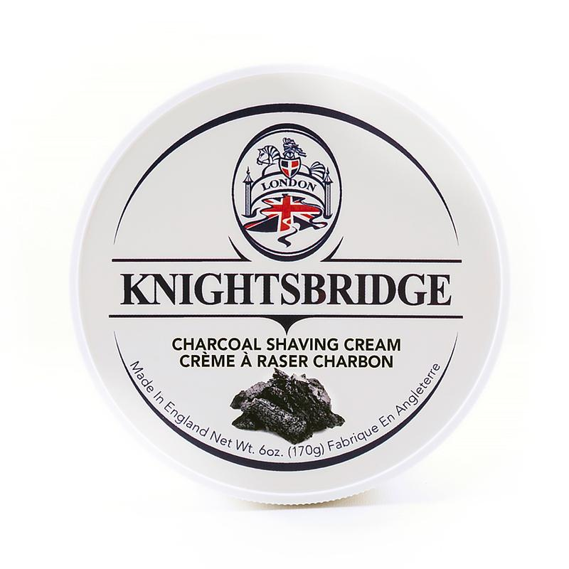 Knightsbridge Shave Cream - Charcoal