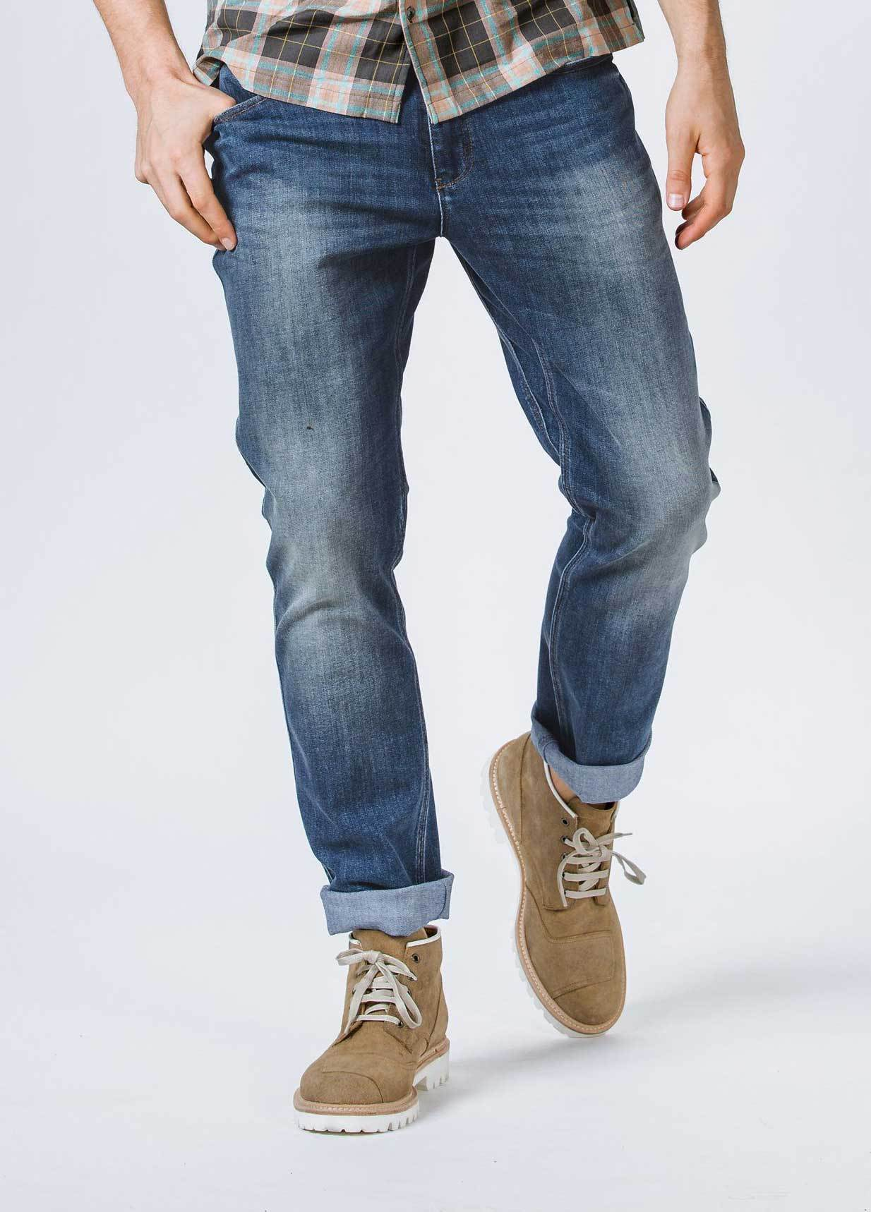 Performance Denim -Relaxed