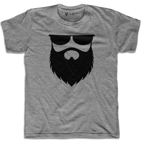 OG Beard Men's T-shirt - Heather Grey
