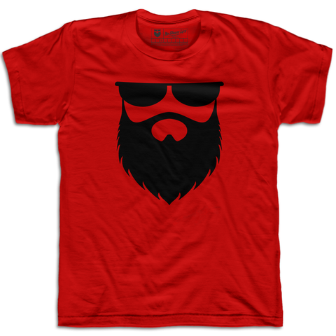 OG Beard Men's T-shirt - Red