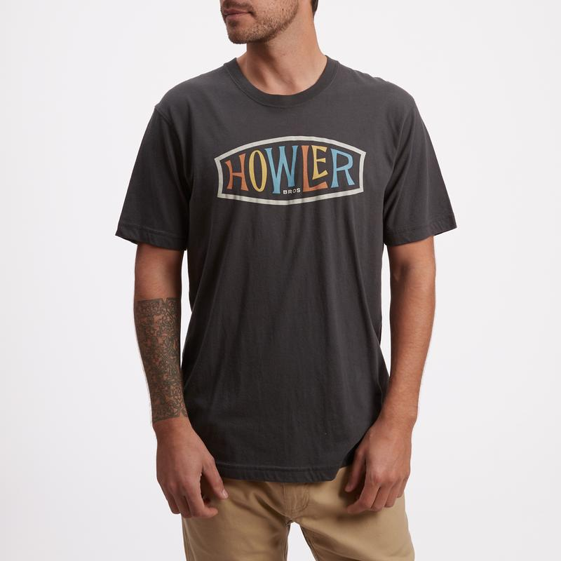 Endless Howler T-Shirt -Antique Black