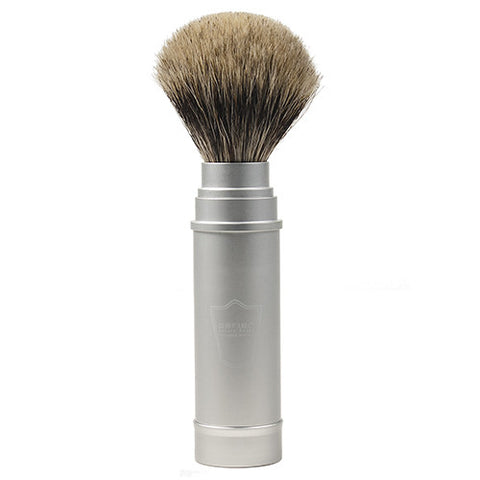Travel Pure Badger Shave Brush