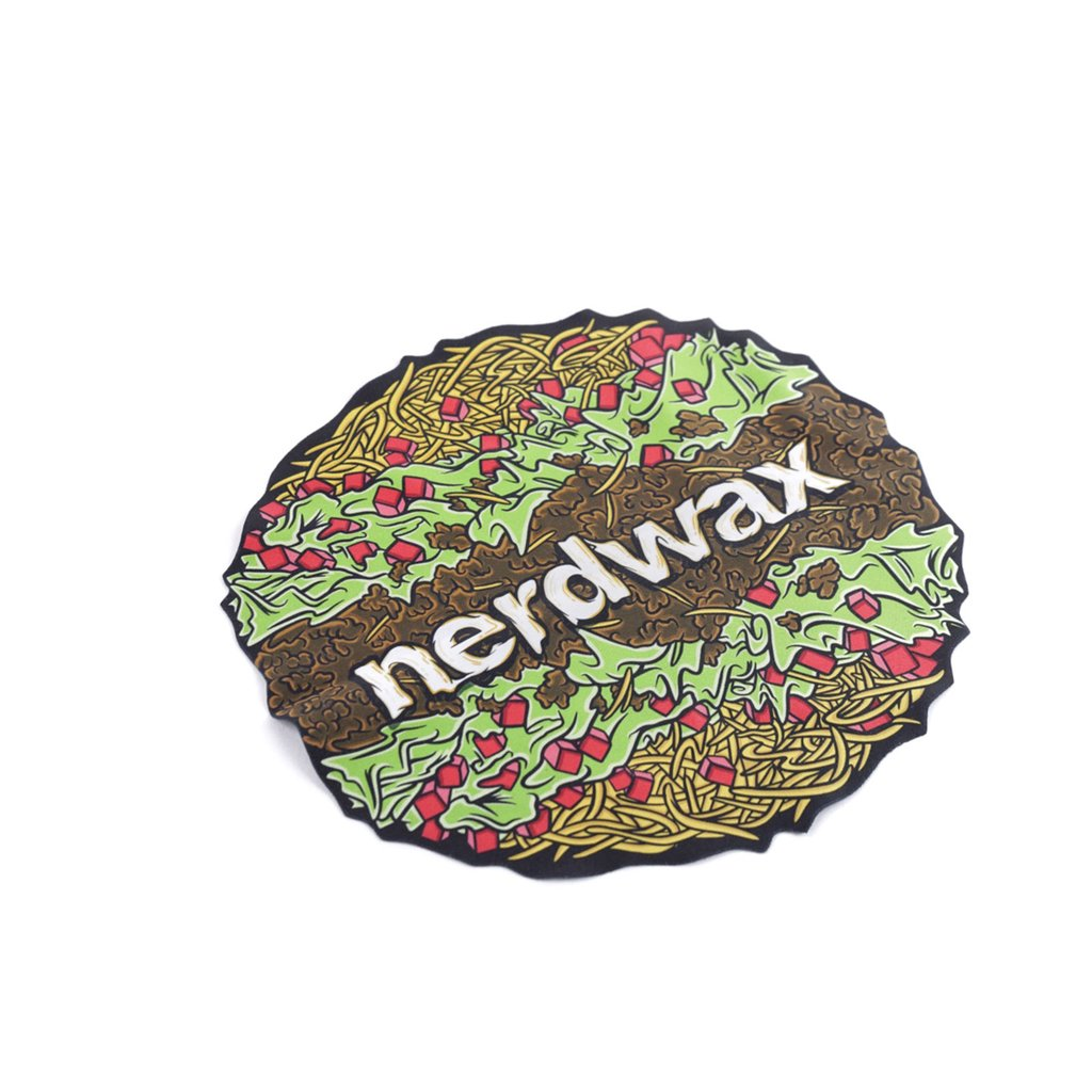 Nerdwax Microfiber Cloth - Taco