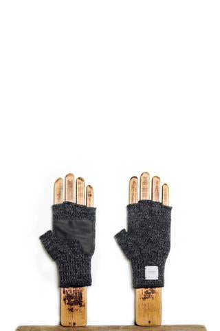 Ragg Wool Fingerless Gloves
