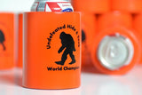 Big Foot Hide N Seek Beer Koozie